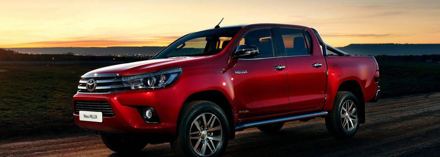 Hilux Modell 2016